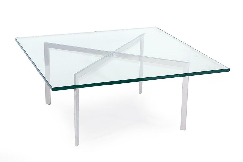 A Ludwig Mies van der Rohe for Knoll Barcelona Cocktail