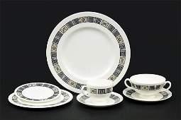 A Wedgwood Porcelain Dinner Service