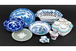 A Collection of English Ceramics.