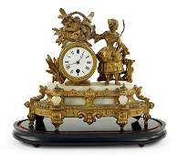 A French Mantle Clock.