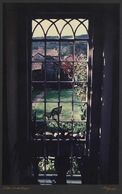 Laurel Spingola (American, Contemporary) Witton Window,