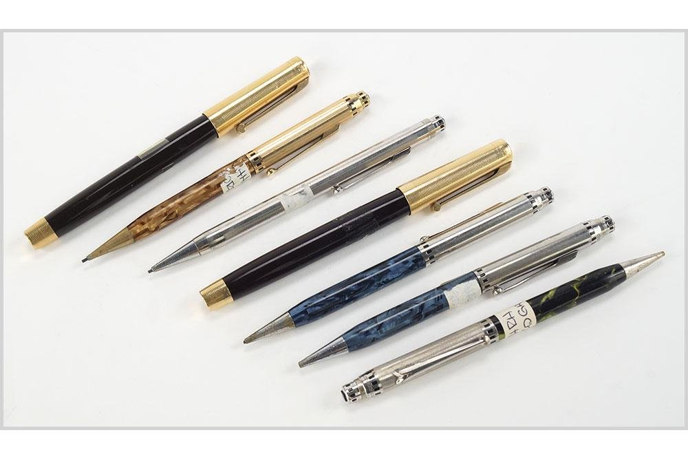 Group of Wahl Eversharp Mechanical and Propelling