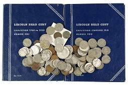 Group of Various Coinage Denominations.