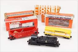 Lionel Vintage Train Set in Boxes