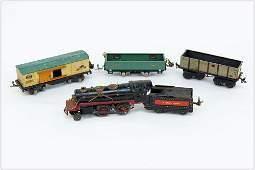Lionel Ives Train Set