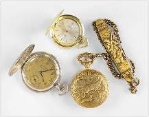Corgemont Chronometre, Tradition and Arnex Men's Pocket