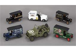 A Collection of Danbury Mint Diecast Vehicles.