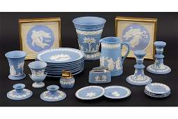 A Collection of Wedgwood Jasperware