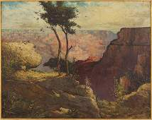 Elliott Daingerfield (American, 1859-1932) Grand