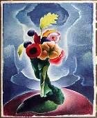 William Samuel Schwartz (American, 1896-1977) Untitled