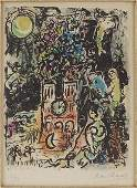 Marc Chagall RussianFrench 18871985 L