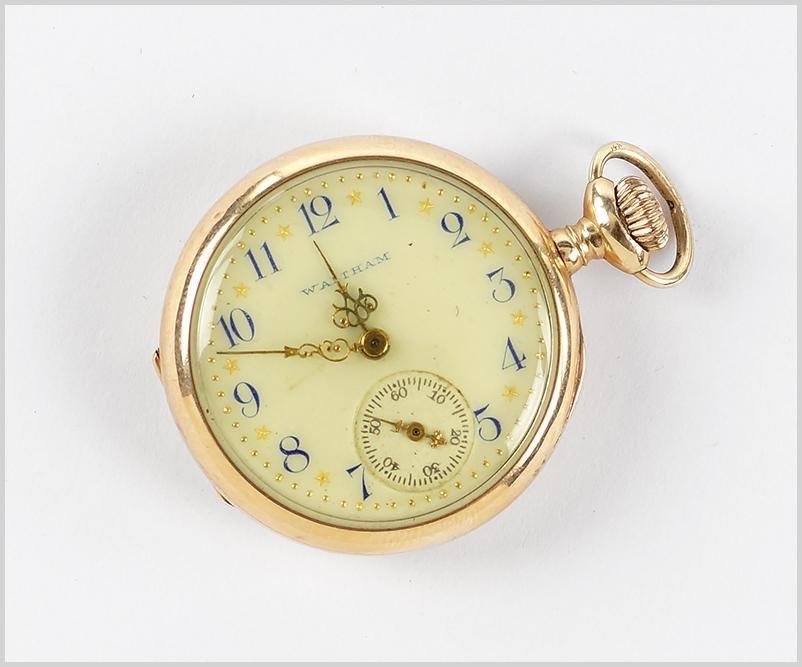 A Waltham Lady's Pocket Watch.