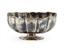 A Buccellati Sterling Silver Bowl