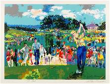 LeRoy Neiman American 19212012 Golf Tournament