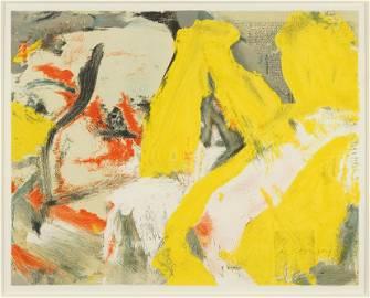 Willem de Kooning (Dutch/American, 1904-1997) The Man