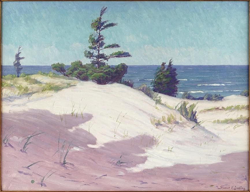 Frank V. Dudley (American, 1868-1957) Indiana Dunes.