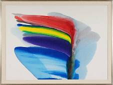 Paul Jenkins (American, 1923-2012) Phenomena Lasting