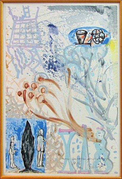 726009: DALE CHIHULY (AMERICAN, B.1941) ITALO SCANGA (A