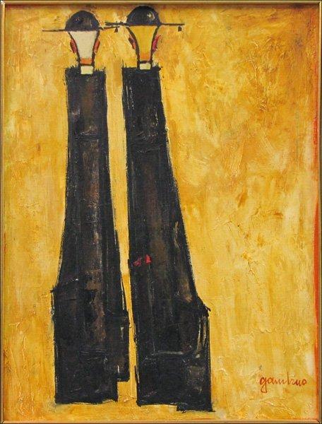 726012: GIUSEPPE GAMBINO (ITALIAN 1928-1997) PRETINI.
