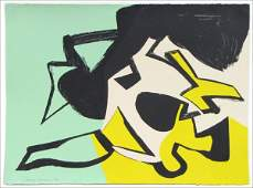 736080: SIDNEY GORDIN (AMERICAN 1918-1996) UNTITLED ABS