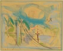 Konrad Juestel AustrianAmerican 19242001 Abstract