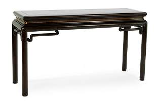 A Baker Console Table.