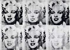 Mike Bidlo (American, B. 1953) Not Andy Warhol