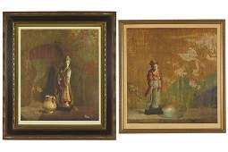 Hovsep Pushman (Armenian/American, 1877-1966) Still