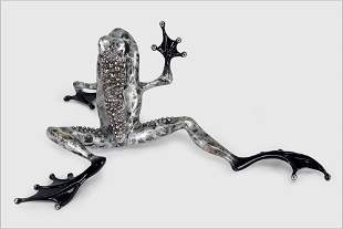 Tim Cotterill (British, B. 1950) A Frog.