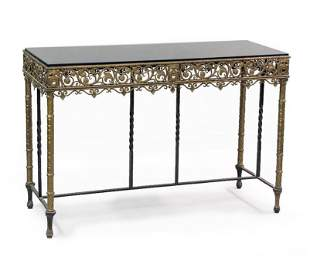 A Console Table.