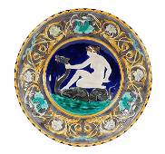 A Wedgwood Majolica Charger.