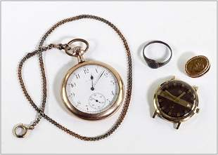 An Elgin Pocket Watch.