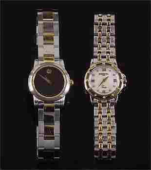 Two Lady's Watches.