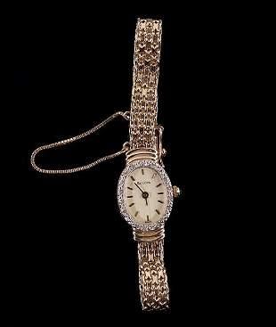 A Bulova Lady's Watch.