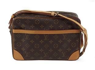 A Louis Vuitton Trocadero Shoulder Bag.
