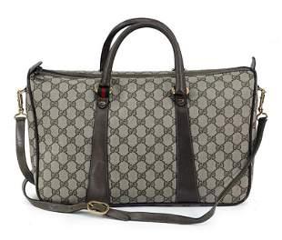 A Gucci Hangbag.