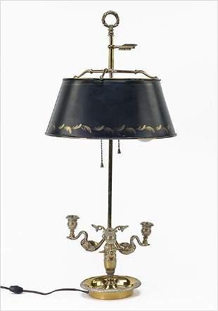 A Chapman Bouillote Lamp.