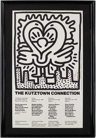 Keith Haring (American, 1958-1990) The Kutztown