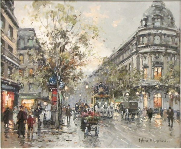 846024: ANTOINE BLANCHARD (FRENCH, 1910-1988) LES GRAND