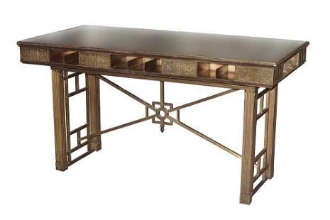 A Bank Table.