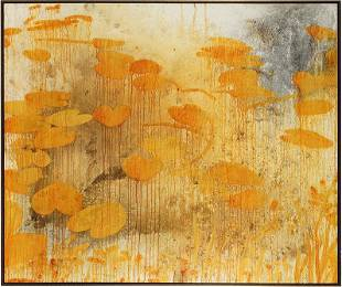 Bruce Tolman (American, B. 1951) Amber Light.