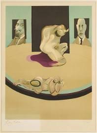 Francis Bacon (British, 1909-1992) The Human Body