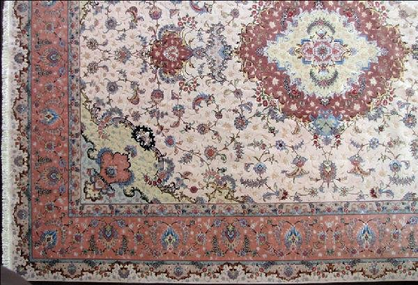 855027: SAROUK CARPET.