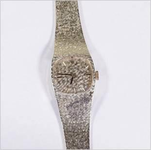 A Lady's Rolex Watch.