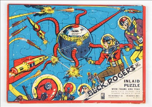 442014: BUCK ROGERS PUZZLE.