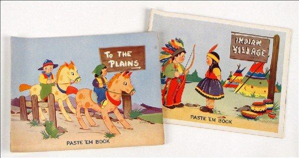 454021: PASTE 'EM BOOK.