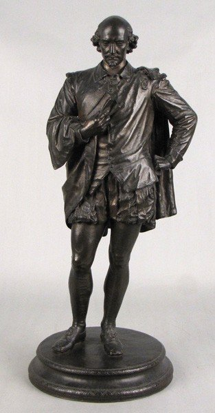 916092: JOHN QUINCY ADAMS WARD (AMERICAN 1830-1910) WIL
