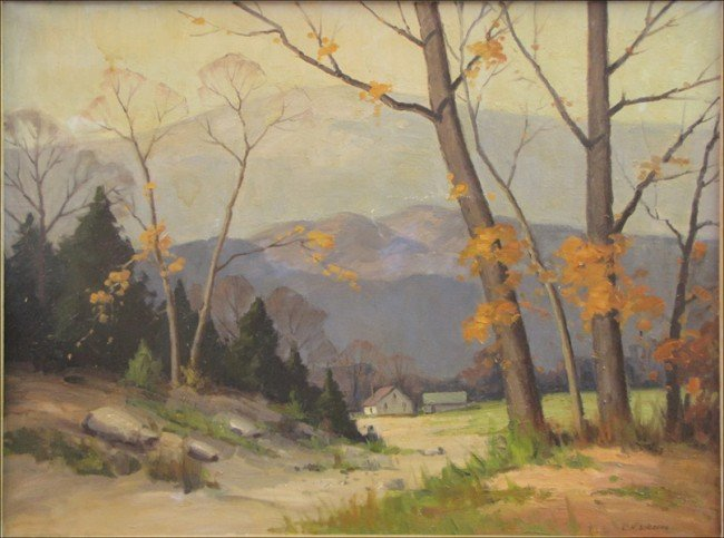 946004: LAWRENCE HANSEN SINDBERG (AMERICAN 1902-1977) H