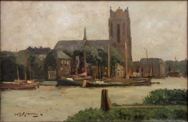 946022: WILLIAM GEORGE FREDERICK JANSEN (1871-1949) SUM