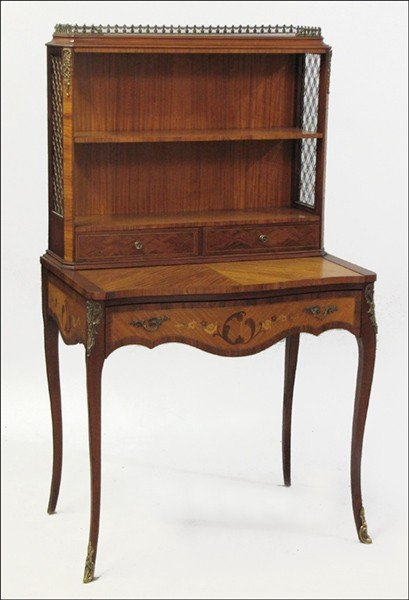 971001: FRENCH PARQUETRY AND MARQUETRY SECRETARY.